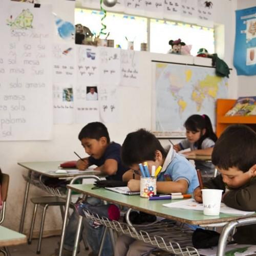 Escuela Félix Susaeta se encuentra operando normalmente, luego de aluvión en Región de Atacama
