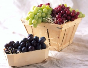 CALIFORNIA TABLE GRAPE COMMISSION FRESH CALIFORNIA GRAPES